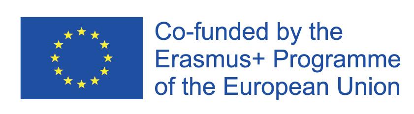 co-funded erasmus+